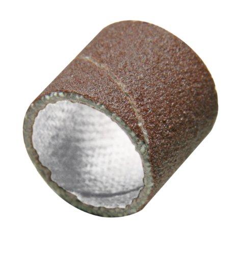 Dremel 446 14 240 grit sanding bands 6 Pack