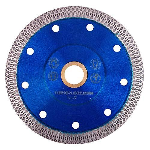 GoYonder 45 Inch Super Thin Diamond Saw Blade for Cutting Porcelain TilesGranite Marble Ceramics 45