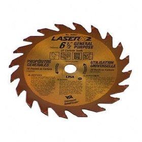 Lazer X2 6-12 Smooth Cut Combination Saw Blade