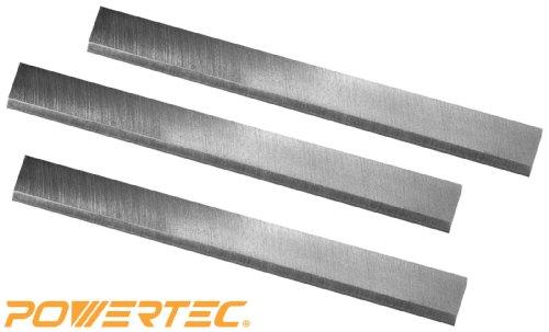 POWERTEC HSS Knives for Delta 6  Floor Jointer 37-190