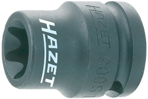 Hazet 900S-E20 Torx E20 12 Square Impact Socket
