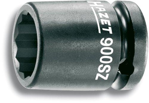 Hazet 900SZ-34 Size 34 12 Pt 12 Square Impact Socket