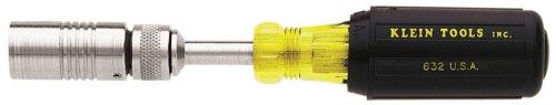 Klein Tools 632 Drive-A-Matic Cushion-Grip Nut Driver