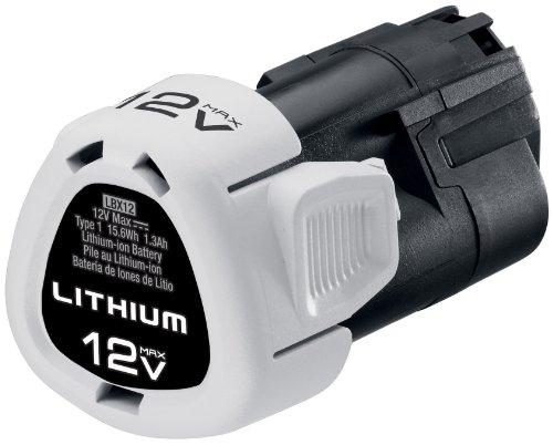 BLACKDECKER LBXR12 12-Volt MAX Extended Run Time Lithium-Ion Battery