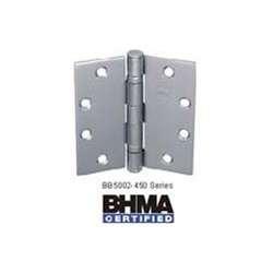 Bommer BB5002-450-630 45x45in Hinge-Full Mortise-Standard Weight-Ball Bearing-Stainless Steel Base