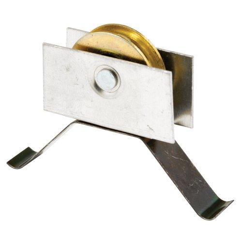 Slide-Co 112194 Screen Door Tension Spring with 1-Inch Steel Ball Bearing Wheel KellerPack of 2
