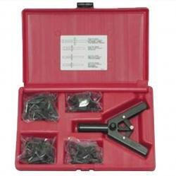 Pr 1005 Plastic Rivet Setter Kit T-2Pack