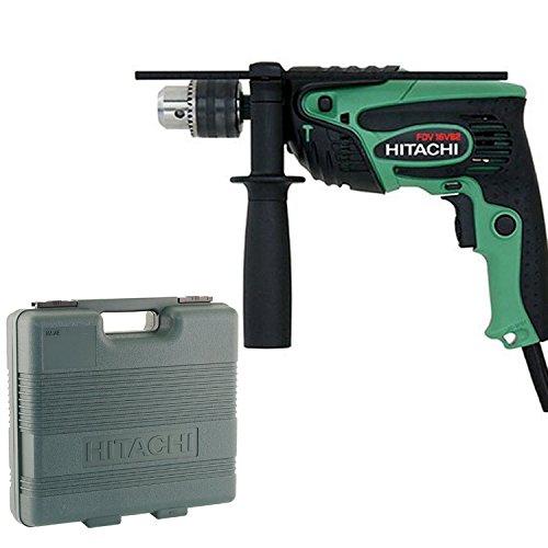 Hitachi FDV16VB2 58 Inch 5-Amp Hammer Drill 2-Modes Variable Speed Renewed