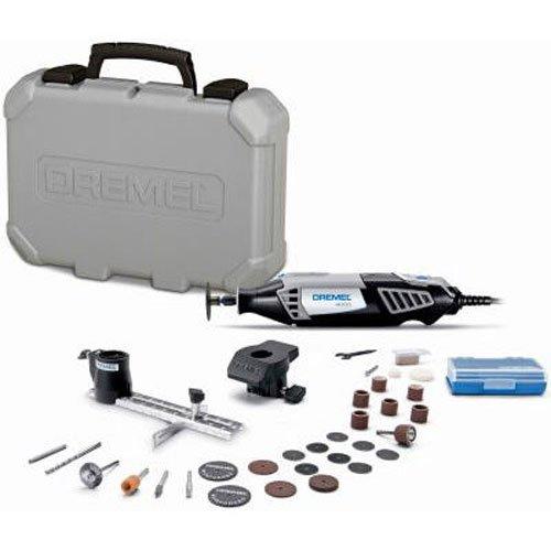 Dremel 4000-230 120-Volt Variable Speed Rotary Tool Kit - Corded
