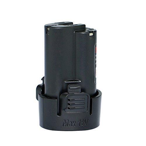 efluky 108V 15Ah Li-Ion Power Tool Battery for Makita 194550-6 194551-4 195332-9 BL1013 BL1014