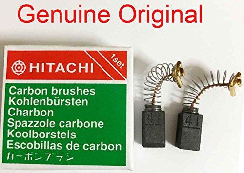 Genuine Original HITACHI CARBON BRUSHES DH24PC DH24PE DH24PC3 DH24 DVR13 DV14 DV16 DV18V H41