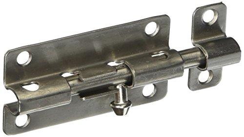 Mintcraft Ss-b04-db Lock Barrel Bolt 4 Stainless Steel