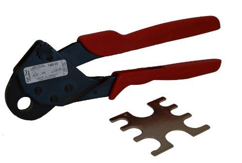 Sargent 7302 ES 12-Inch Easy Seal Pex Crimp Tool