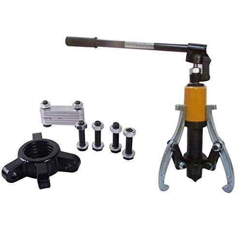 akasaw98 10 Ton Hydraulic GearBearingWheel Bearing Puller Separator 2 or 3 Jaws wCase 15T