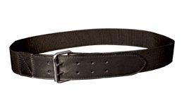 Gatorback 550- M Leather Nylon Tool Belt with Double Metal Buckle Size - Medium