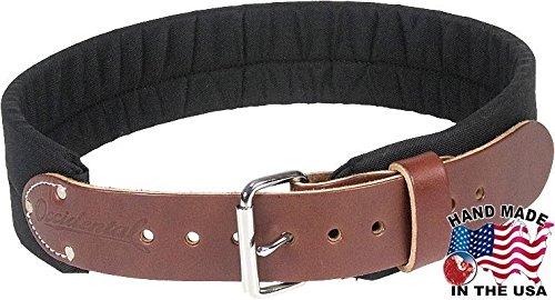 Occidental Leather 8003xl 3 Leather Nylon Tool Belt Size X-large