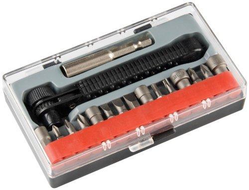 Bikemaster Mini Ratchet Wrench Set Steel Universal
