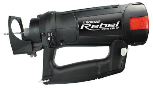 RotoZip REBELAZ  Rebel Spiral Saw Power Tool
