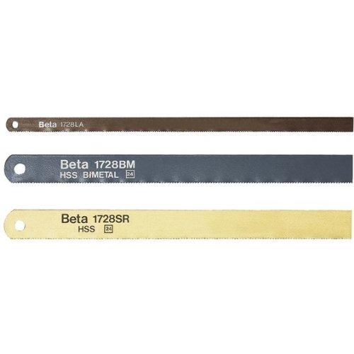 Beta 1728CO High-Speed Steel Blade for Hacksaw Frames