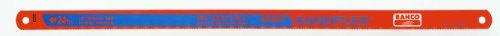 BAHCO 3906-300-18-10P 10 Pack 12 Inch Bimetal Hand Hacksaw Blade with 18 Teeth Per Inch