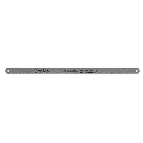 GreatNeck GB128 12 Inch 18 TPI Bi-Metal Hacksaw Blade