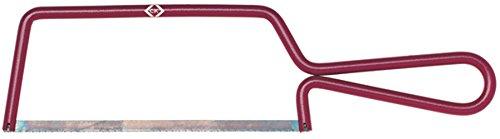 C K Tools T0834 Junior Hacksaw