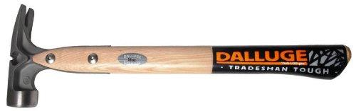 Dalluge DDT16P 16 Ounce DDTP Titanium Hammer