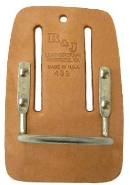 R J Leathercraft 04395 Leather Hammer Holder Steel Cradle Loop 439