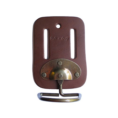 Style N Craft 98-007  Swivel Hammer Holder in Heavy Top Grain Leather