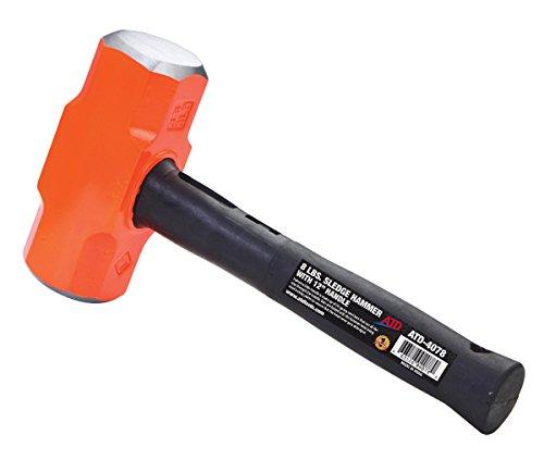 8LB Sledge Hammer 12 Handle ATD-4078