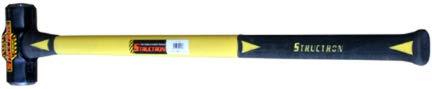 Seymour 41818 Double Face Sledge Hammer With Fiberglass Handle 36