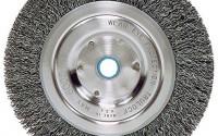 Weiler-2325-Vortec-Pro-Medium-Face-Bench-Grinder-Wheel-6-0-14-Crimped-Steel-Wire-Fill-5-8-1-2-Arbor-Hole-7.jpg
