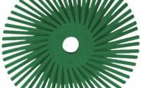 Scotch-Brite-TM-Roloc-TM-Radial-Bristle-Disc-Ceramic-25000-rpm-3-Diameter-50-Grit-Green-Pack-of-10-7.jpg